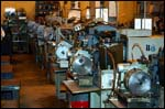 Gear Hobbing Department